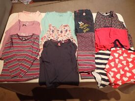 Large selection of girls clothing age 18-24 months