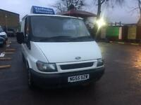 very smart looking 2005 ford transit 280 swb van only £2495 no vat !!!