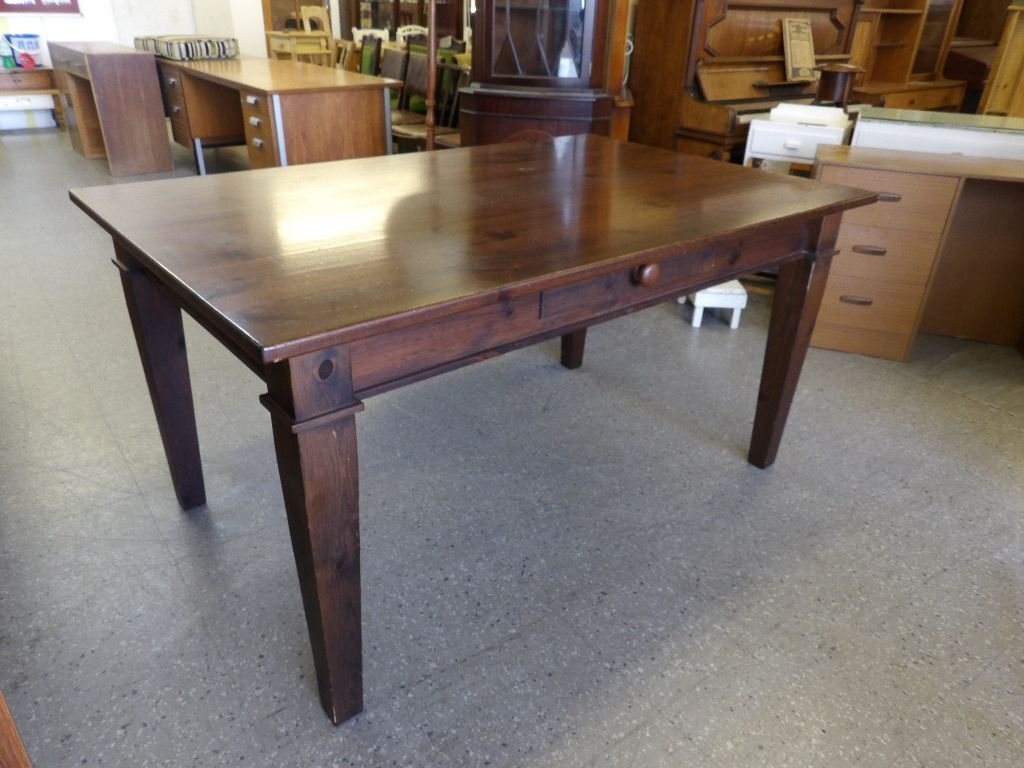 SALE NOW ON Italian Pine Dining Kitchen Table Was 163  : 86 from www.gumtree.com size 1024 x 768 jpeg 101kB