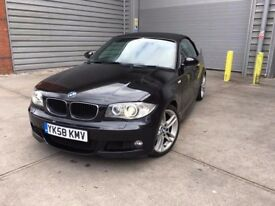 Salvage BMW 1 Series 118i Convertible M Sport