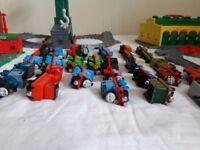 Thomas Tank Engine Play and Take large bundle