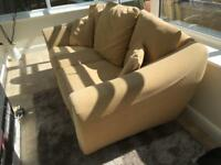Comfortable 3 seater sofa