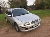 2003 (53) ROVER 25 1400 IMPRESSION 3 DOOR HATCH BACK ONE OWNER AND ONLY 13000 MILES FROM NEW WOW
