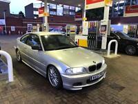 Bmw 325i m sport automatic petrol