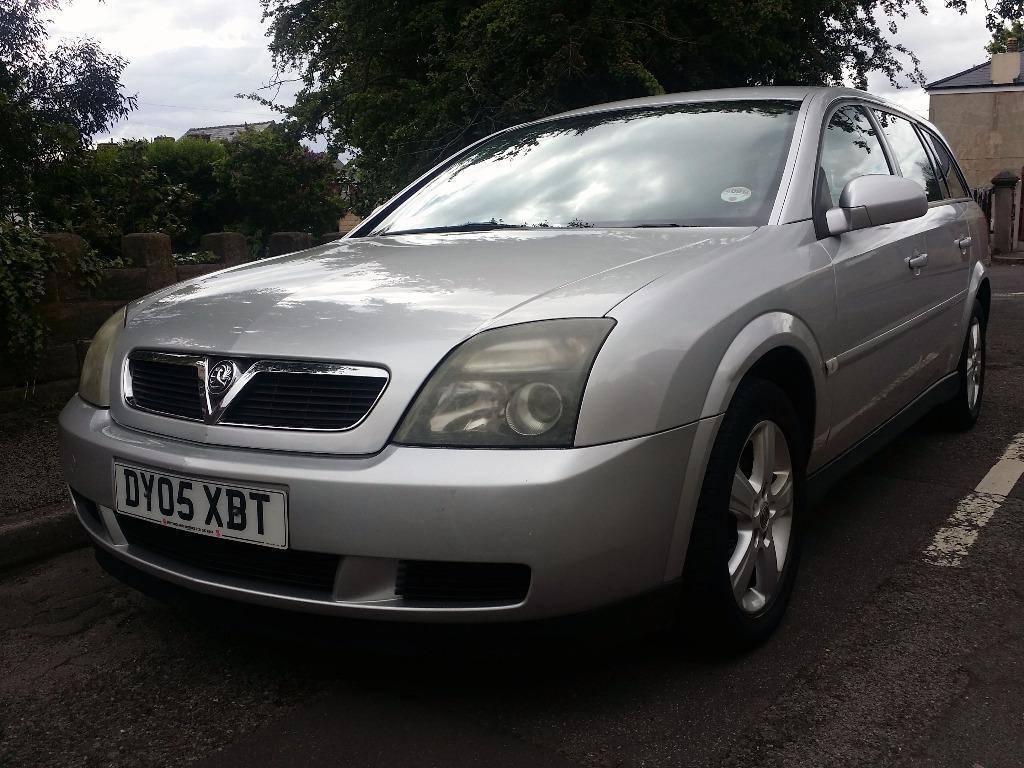 vauxhall vectra 1 9 cdti 16v energy 2005 05 reg estate. Black Bedroom Furniture Sets. Home Design Ideas
