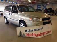 2007 Chevrolet Uplander LS with ONLY 28,000 km's on this ONE OWN