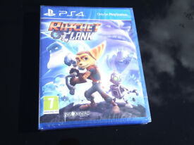 Ratchet & Clank for Playstation 4 ***Brand New in Sealed Box*** Postage Available