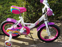 Girls Bike, In As New Condition £75 when new