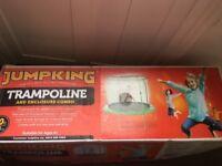 New 10ft Jumpking Trampoline