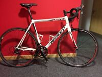 Ridley Phoenix Large Road Bike for sale. Bike includes various upgrades.