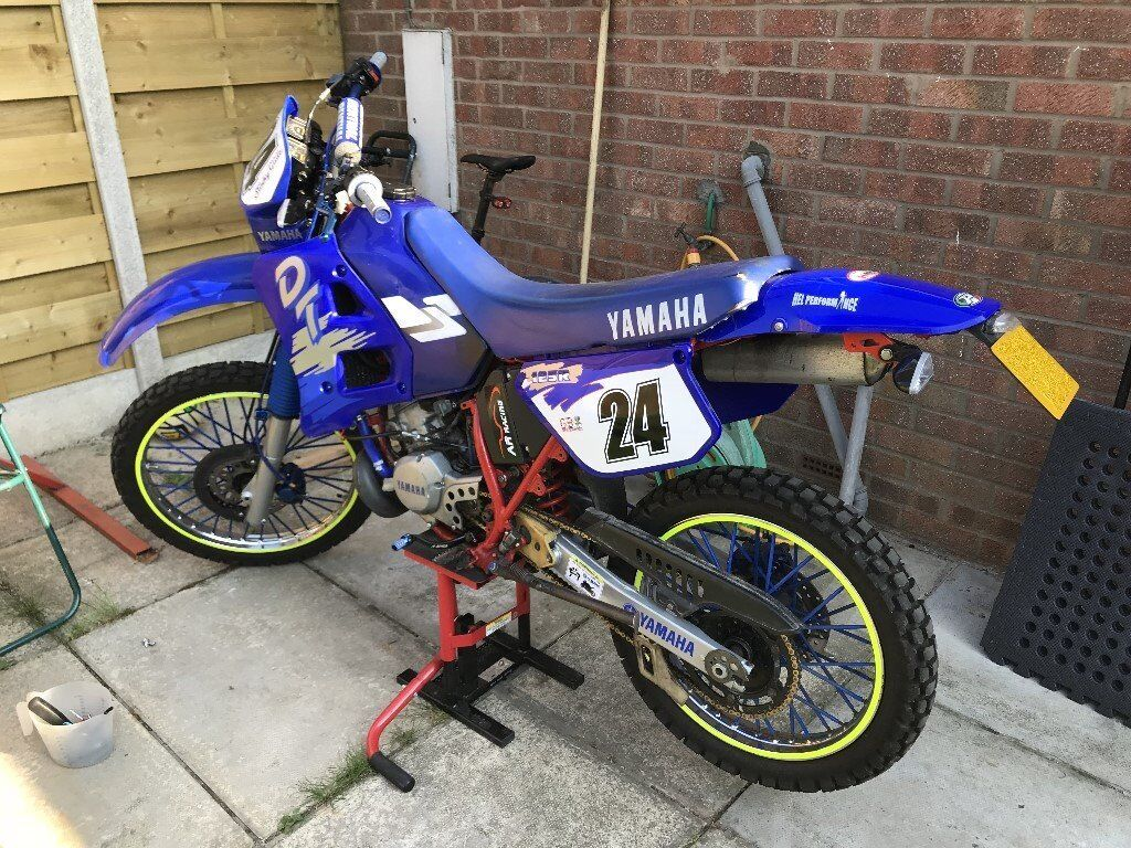 Classic Yamaha Dt 125 Fantastic Fun Bike Very Fast And Fully Sorted In York North Yorkshire Gumtree