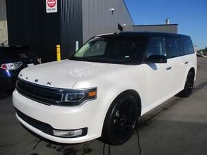 2016 Ford Flex LIMITED AWD! 7-PASS! LEATHER! NAVIGATION! SUNROOF