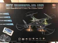 Sky Warrior HD Live Drone