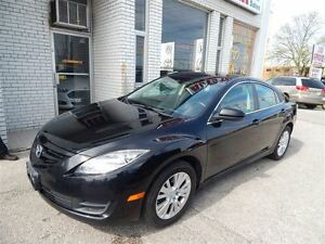 2009 Mazda MAZDA6 SUNROOF ALLOYS 4 CYLINDER