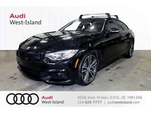 2016 BMW 4-Series Gran Coupe 435i xDrive * NAVIGATION * BACK UP