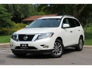 2016 Nissan Pathfinder SV*BLUETOOTH*BACK-UP CAM*HTD SEATS & WHEE