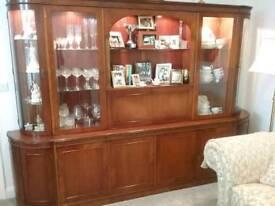Livingroom Display Unit