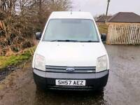 NO VAT. Ford Transit Connect T230 L90 TDCI,High Roof,123,000 Miles, MOT 16/3/18, TEL-07477651115