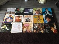 JOB LOT OF OVER 250 EASY LISTENING LPS