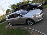 Ford Mondeo Titanium Est Turbo Diesel, MOT very clean, air con