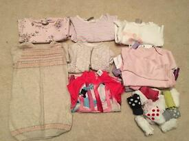 Girls clothes 1.5 - 2 years