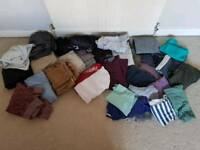 Complete mens clothes bundle of 31 items. Large and Extra large.