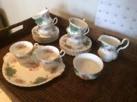 Royal Albert Tea set - Berkeley
