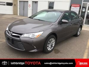 Toyota Certified 2016 Toyota Camry LE - Please TEXT  403-393-112