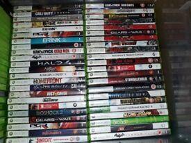 Xbox 360 games - £1 each