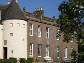 The Georgian Wing, Lauriston Castle, St Cyrus, Aberdeenshire, DD10 0DJ