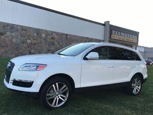2008 Audi Q7 QUATTRO. 7 PASSENGER. NAVIGATION. REAR VIEW CAMERA