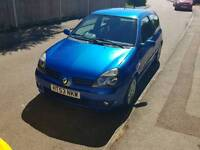 Renault sport Cup clio 172