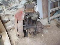 LISTER PH 1 spares repairs, recent bore, piston and rings £100