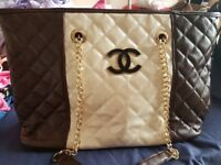 CHANEL GLAMOUR HANDBAG