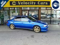 2000 Subaru Impreza WRX Type RA Limited TURBO 101K's AWD