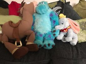 Disney Store Soft Toys