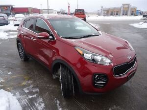 2017 Kia Sportage EX / AWD / ANDROID MAPS NAV Cambridge Kitchener Area image 7