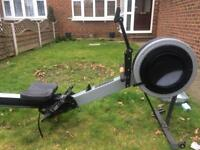 Concept 2 rowing machine pm2 monitor