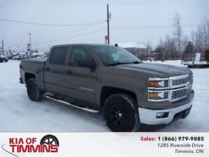 2014 Chevrolet Silverado 1500 2LT LEATHER REAR CAMERA