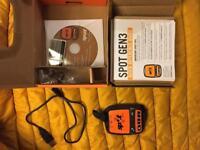 SPOT Gen3 gps device emergency beacon