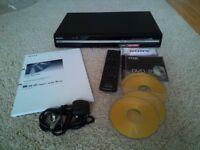SONY DVD RECORDER RDR-GX350