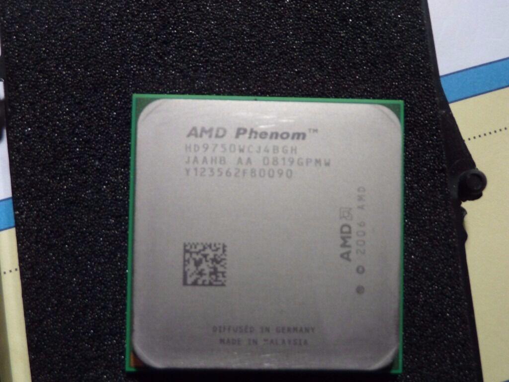 AMD Phenom X4, 9750, 95W for sale