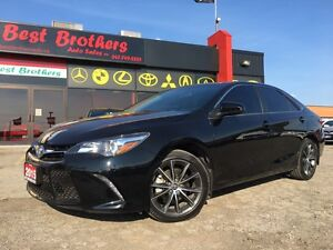 2015 Toyota Camry XLE ONLY 19000 KMS!!!