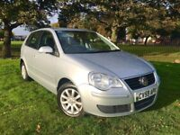 2009 VOLKSWAGEN POLO 1.4 PETROL MANUAL ** 2009 VOLKSWAGEN POLO 1.4 PETROL MANUAL HATCHBACK