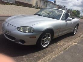 Mazda Mx5 1.6 Arizona Edition SWAPS CONSIDERED
