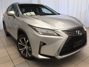 2016 Lexus RX 450H Hybrid Base Package: 1 Owner, Fully Serviced