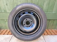 "FORD FIESTA 15"" STEEL WHEEL"