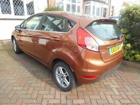Ford Fiesta 1.0 Zetec Eco Boost