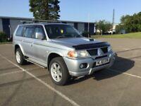 Mitsubishi, SHOGUN SPORT, Estate, 2006, Manual, 2477 (cc), 5 doors