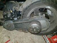 Peugeot speed fight 2 2007parts